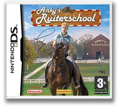 Anky's Ruiterschool DS cover (YRTX)