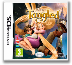 Tangled DS cover (B6TX)