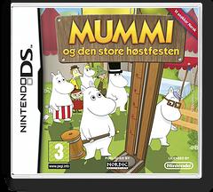 Mummi og den store Høstfesten DS cover (C7NX)