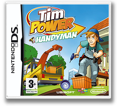 Tim Power - Handyman DS cover (CRQP)