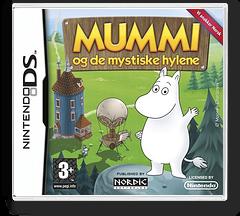Mummi og de mystiske hylene DS cover (CULX)