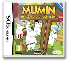 Mumin och den stora höstfesten DS cover (C7NX)