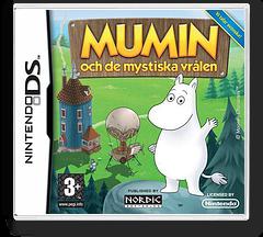 Mumin och de mystiska vrålen DS cover (CULX)
