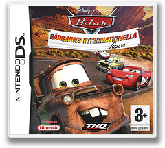 Bilar - Bärgarns Internationella Race DS cover (YCMP)