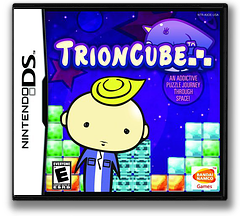 Trioncube DS cover (A3OE)