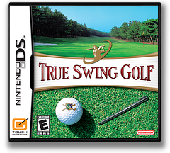 True Swing Golf DS cover (A63E)