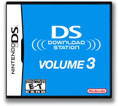 DS Download Station - Volume 3 DS cover (A7CE)