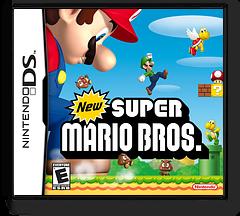 New Super Mario Bros. (Demo) DS cover (A85E)
