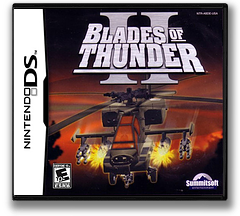 Blades of Thunder II DS cover (ABDE)