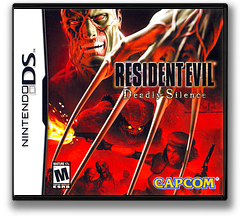 Resident Evil - Deadly Silence DS cover (ABHE)