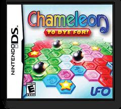 Chameleon - To Dye For! DS cover (ABKE)