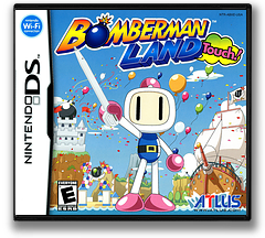 Bomberman Land Touch! DS cover (ABXE)