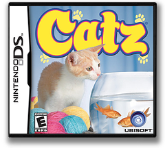 Catz DS cover (AC7E)