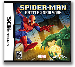 Spider-Man - Battle for New York DS cover (AC9E)