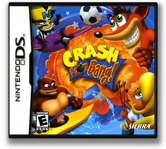 Crash Boom Bang! DS cover (ACFE)