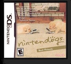Nintendogs - Best Friends DS cover (AD5E)