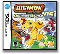 ADNE - Digimon World DS