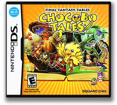Final Fantasy Fables - Chocobo Tales DS cover (AEHE)