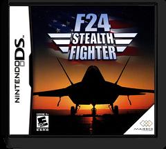 F-24 - Stealth Fighter DS cover (AF9E)