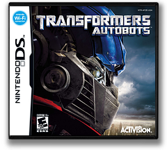 Transformers - Autobots DS cover (AFZE)