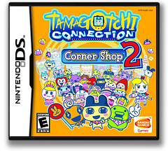 Tamagotchi Connection - Corner Shop 2 DS cover (AG8E)