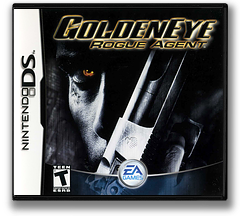 GoldenEye - Rogue Agent DS cover (AGEE)