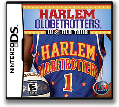 Harlem Globetrotters World Tour DS cover (AHXE)