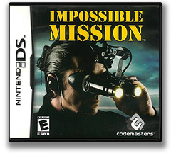 Impossible Mission DS cover (AITE)