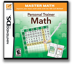 Personal Trainer - Math DS cover (AIZE)
