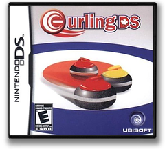 Curling DS DS cover (AK5E)
