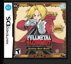 Fullmetal Alchemist - Trading Card Game DS cover (AL9E)