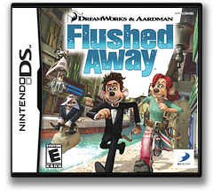 Flushed Away DS cover (ALHE)