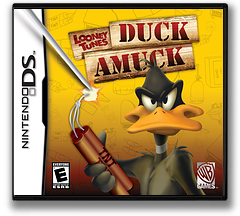 Looney Tunes - Duck Amuck DS cover (ALYE)