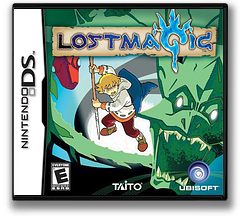 LostMagic DS cover (AM9E)