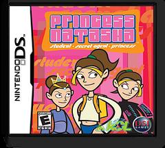 Princess Natasha - Student, Secret Agent, Princess DS cover (AN8E)