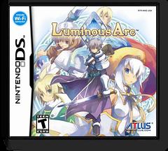 Luminous Arc DS cover (ANIE)