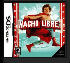 Nacho Libre DS cover (ANLE)
