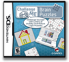 Challenge Me - Brain Puzzles DS cover (ANQE)