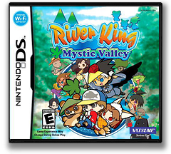 River King - Mystic Valley DS cover (ANYE)