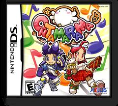 Ontamarama DS cover (AO6E)