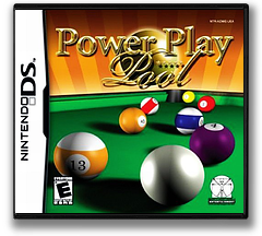Power Play Pool DS cover (AOWE)