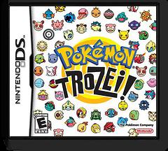 Pokémon Trozei! DS cover (APTE)