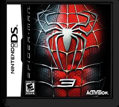 Spider-Man 3 DS cover (AQ3E)