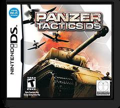 Panzer Tactics DS DS cover (AQPE)