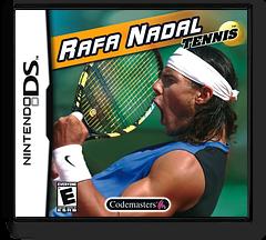 Rafa Nadal Tennis DS cover (ARAE)
