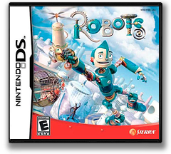 Robots DS cover (ARBE)