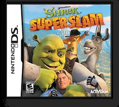 Shrek - Super Slam DS cover (AS3E)