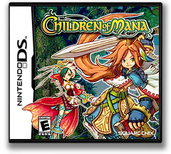 Children of Mana DS cover (ASEE)