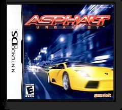 Asphalt - Urban GT DS cover (ASHE)