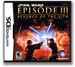 Star Wars - Episode III - Revenge of the Sith DS cover (ASTE)